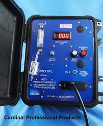 cardinal professional products products gas monitoring equipment