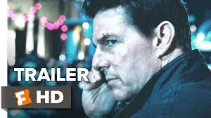 reacher never go back official trailer 1 2016 tom