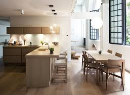 Open Kitchen Dining Room Designs by A Cramped Kitchen And Dining Room Become One Ideal Entertaining