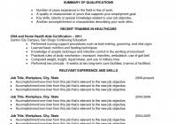 wonderful looking cna resume sample 16 sample certified nursing