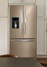 kitchen appliance colors whirlpool sunset bronze this new kitchen appliance color will go