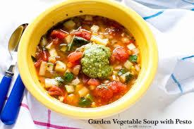 five collection panera garden vegetable soup recipe