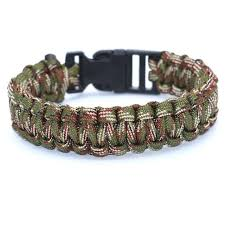cobra bracelet images Online shop outdoor travel camping thin army green braided cobra jpg