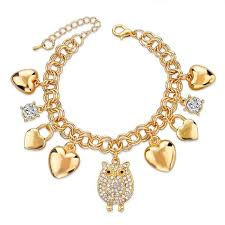 gold plated bracelet charms images 88 best jewelry images charm bracelets bangles and jpg