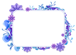 blue and purple vector frame gallery yopriceville high