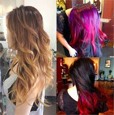 ambra hair how to 3 fall ombre hair color looks and color formulas career