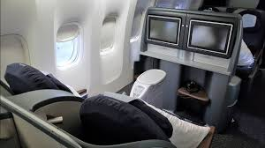 united airlines 777 business class hawaii youtube