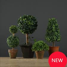 small vase with artificial trees promotion shop for promotional