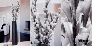White Decorative Branches Upscale Boutique Home Home Decoration Flowers Flower Long Sticks
