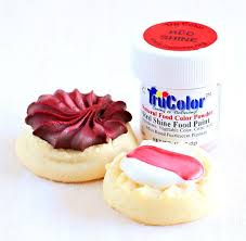 trucolor shine food paint powder food color the
