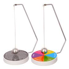 Magnetic Desk Accessories Magnetic Swinging Pendulum Creative Decision Maker Pendulum