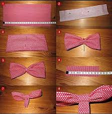 how to make your own hair bows easy hair bow tutorial android apps on play