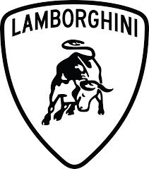 mazda logo lamborghini logo black and white auto datz