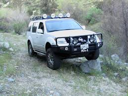 nissan pathfinder 05 off road suspension kit up country 4x4