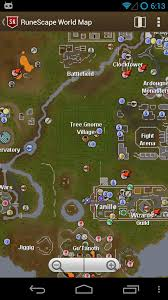 Oldschool Runescape World Map by Runescape Mobile App Swiftkit Mobile For Android