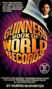 guinness 1985 book of world records open library
