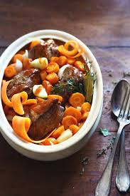 cuisiner boeuf ma recette du boeuf carotte laurent mariotte