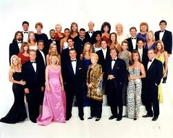 the soap opera saga young and the restless 1996 1997 cast photo