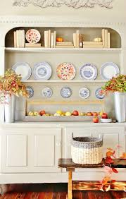 fall house tour 2017 and 5 easy farmhouse decorating ideas