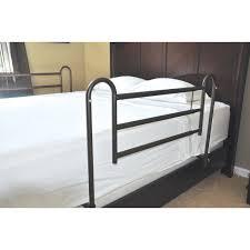 wooden bed rails bedroom bed rails for seniors inspirational safetots wooden bed