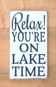 lake house sign decor rustic lake home from soflco com beach