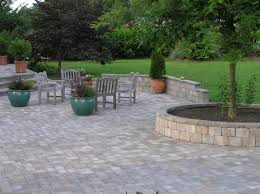 Wholesale Patio Pavers Appealing Planters Placement In Rock Garden Ideas With