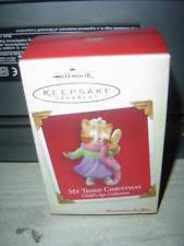 hallmark cat ornaments ebay