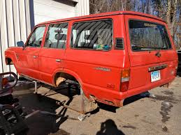 toyota land cruiser fj62 parts restoration 1987 fj60 frame replacement cruiser solutions