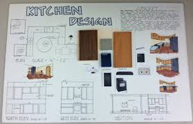 Design My Kitchen Floor Plan by Jordan Christensen Design Portfolio Kitchen Design