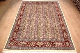 teppiche design teppich carpet moud with silk special design 340x250 cm