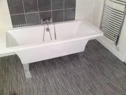 vinyl flooring bathroom ideas best 25 grey vinyl flooring ideas on bathroom within for