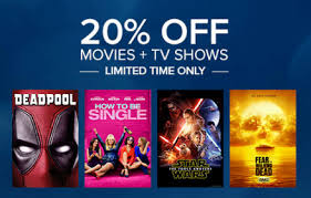 fandangonow coupon code 20 off any movie or show southern savers