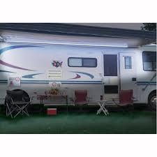 travel trailer led lights bright white led light strip kit 52689 patio lights