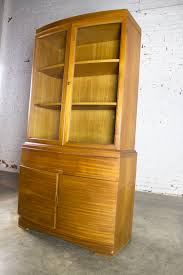 mahogany china cabinet furniture mid century modern mahogany small china hutch cabinet