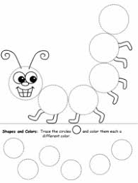 spring themed worksheets