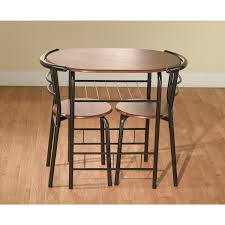 kitchen 14 black cherry 3 piece bistro set kitchen dining small