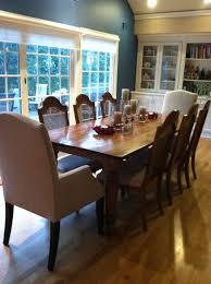 elegant dining room tables farm dining table graces elegant dining space osborne wood videos