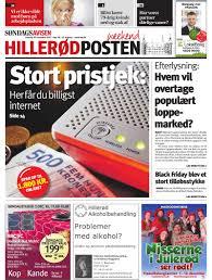 lokalavisen dk hillerød posten weekend uge 48