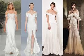 Off The Shoulder Wedding Dresses Off The Shoulder Wedding Dress Ideas 2017 Bridesmagazine Co Uk