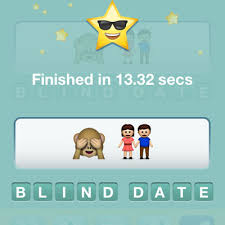 Blind Date 1987 Dating Emoji 2