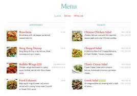 essential advice for restaurant websites webdesigner depot