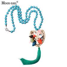 Costume Jewelry Unique Beaded Design Aliexpress Com Buy Moon Unique Design Bohemia Stone Beads