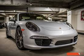 silver porsche carrera 2014 porsche carrera s cabriolet in rhodium silver metallic in for
