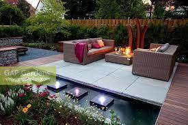 Small Water Features For Patio Gap Gardens Garden Architect U0027s Modern Garden Feature By Elke