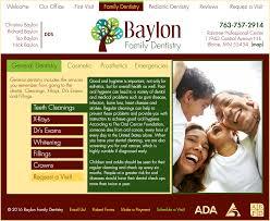 baylon family dentistry in blaine mn christine baylon dds