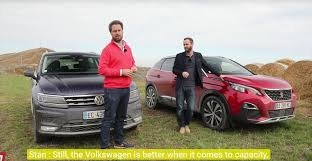 nissan qashqai vs peugeot 3008 is the 2017 peugeot 3008 better than the new volkswagen tiguan