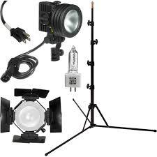 lowel pro pack one light kit p2 102 b h photo