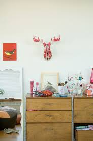 chronicle craft make your own paper deer head chronicle books blog paper deer head diy