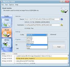 Blind Write برنامج لعمل الاسطوانات محميه لا يمكن نسخها او عمل Copy لها على