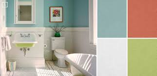 ideas for bathroom colors bathroom color ideas palette and paint schemes home tree atlas